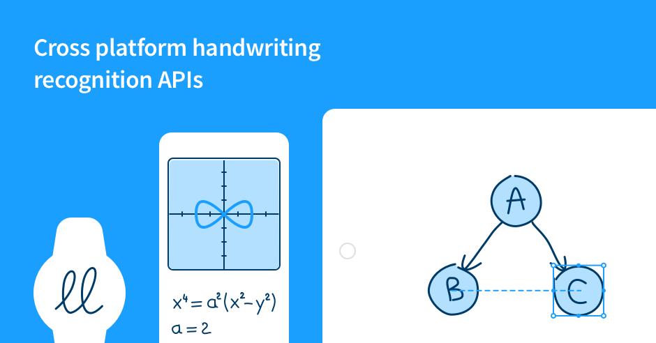 Cross-platform handwriting recognition APIs | MyScript Developer
